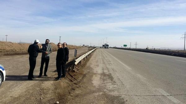 برگزاری جلسه ارتقای ایمنی و ترافیک شهرستان تاکستان