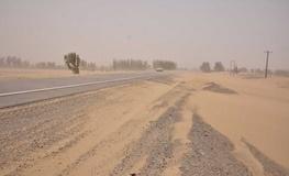 طوفانی با سرعت 112 کیلومتر بر ساعت در زابل