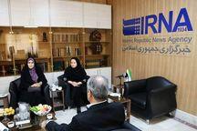 ایرنا پل مورد اعتماد میان دولت و ملت است