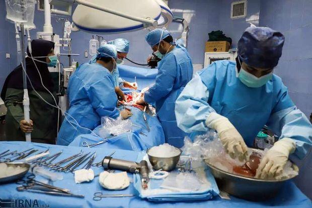 جوان گیلانی دچار مرگ مغزی به سه بیمار زندگی دوباره بخشید