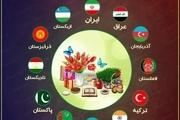 نوروز در کدام کشورها جشن گرفته می شود؟