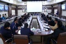 مشکلات مالیاتی شرکت های تعاونی دهیاری های استان قزوین بررسی شد