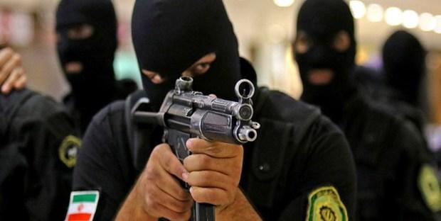 قاتل فراری در کهنوج دستگیر شد