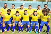 پیروزی پرگل نفت مسجدسلیمان در هفته بیستم لیگ دسته یک فوتبال