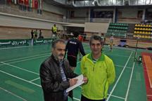 بدمینتون جمهوری آذربایجان به فکر کسب سهمیه المپیک است