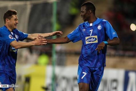 تیام بهترین بازیکن دیدار دو تیم ایرانی در لیگ قهرمانان آسیا