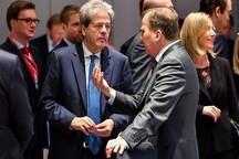 شکاف در میان متحدان اروپایی بر سر تحریم ایران