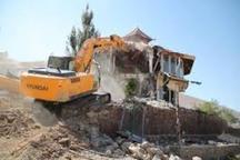 مقابله با ساخت و سازهای غیرمجاز در اردبیل تشدید می شود