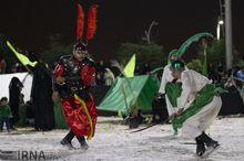 تعزیهخوانی «کاروان لالهها» و «تعزیت خورشید» در تهران اجرا میشود
