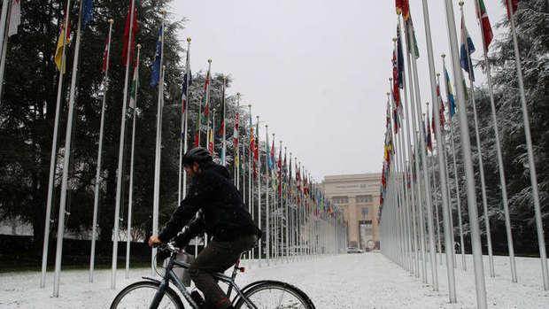 بسته شدن کنسولگری آمریکا در ژنو در پی وقوع یک انفجار