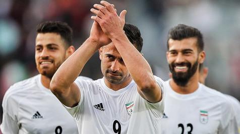 پورعلی گنجی و ابراهیمی در تیم منتخب آسیاییها در جام جهانی 2018