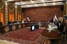 تصویب کلیات چشم انداز شهرداری تبریز در افق زمانی 1398-1409