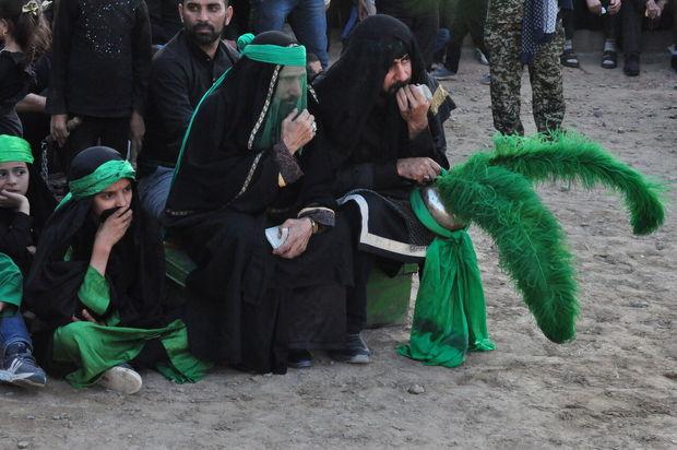 نوزدهمین سوگواره استانی تعزیه در کاشمر پس از سه سال وقفه برگزار میشود
