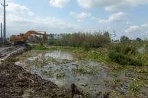 سیلاب به منازل و زمین های کشاورزی مازندران آسیب زد