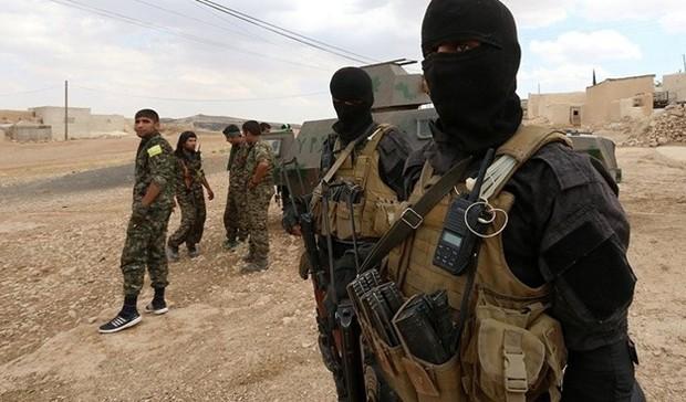 توافق آمریکا و همپیمانانش با داعش در سوریه