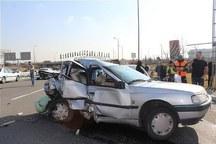 بی احتیاطی راننده در جیرفت یک کشته برجا گذاشت