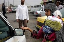تکدی گری در شهر اهواز یک بحران و آسیب بزرگ است