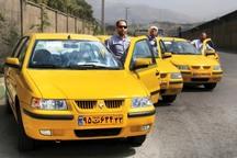 تاکسی های ایوان نوسازی شدند