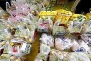 260 کودک در الشتر سبد غذایی دریافت کردند