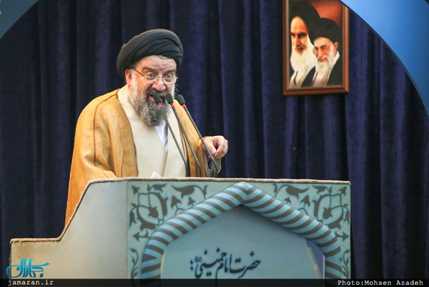 احمد خاتمی: مسئولان نظام جمهوری اسلامی تمام آرزویشان اجرای 100 درصدی اسلام است