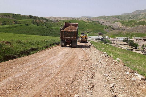 جادههای بین مزارع مرند بهسازی میشود