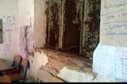کلاسهایی که جان دانش آموزان را میگیرد  مدارس مسجد سلیمان حال خوشی ندارند 60 مدرسه اندیکا نیازمند بازسازی