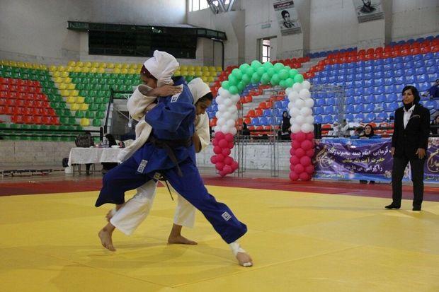 سه مدال رهاورد جودو همدان از قهرمانی کشور