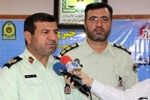 دستگیری باند سارقان حرفه ای و کشف ۵۵ فقره سرقت در اهواز