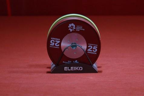 مدال برنز وزنهبردار آذربایجانی در المپیک ۲۰۱۲ پس گرفته شد