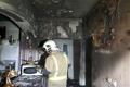 چهار مجروح بر اثر انفجار گاز در بندرعباس