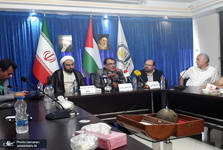 خالد القدومی: جدی ترین چالش امروز مسجد الاقصی تلاش برای عادی سازی روابط با رژیم صهیونیستی است/ ذاکر: مقابله با رژیم صهیونیستی یک وظیفه شرعی است