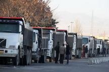 24 هزار راننده باری در آذربایجان غربی فعالیت می کنند