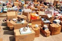 کشف پنج میلیارد ریال ظروف استیل قاچاق در یزد