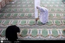 1100 مسجد در خراسان شمالی غبار روبی می شود