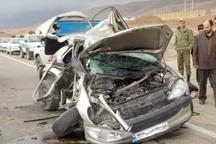 آمار تلفات حوادث رانندگی در گلپایگان 75 درصد کاهش یافت