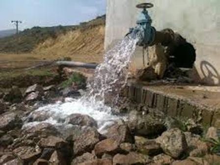 10 میلیارد ریال برای تقویت آب روستایی دیر بوشهر هزینه شد
