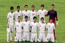هفت بوشهری به اردوی تیم ملی فوتبال نهالان دعوت شدند