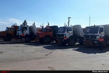 اعزام 10 دستگاه کامیون از استان قزوین به بندر امام خمینی (ره) برای حمل چغندرقند