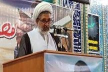 امام جمعه میانه از عملکرد نمایندگان میانه در مجلس شورای اسلامی انتقاد کرد