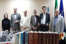 دومین دوره جایزه ادبی استاد محمد قهرمان در مشهد برگزار شد