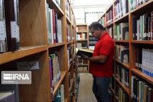 کتابخانههای لرستان ۱۵ درصد افزایش یافت
