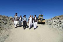 بهسازی راههای روستایی سیستان و بلوچستان در اولویت است
