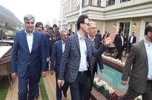 اولین هتل پنج ستاره شرق گیلان در لاهیجان به بهره برداری رسید