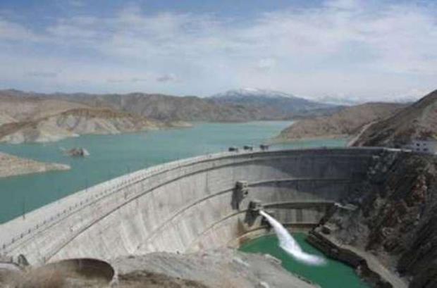 سد بارزوی شیروان و نشانه های بحران کم آبی