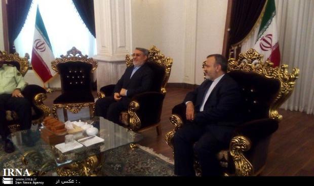 وزیر کشور وارد مشهد شد