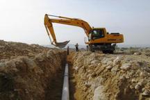45طرح توسعه شبکه آب درک هگیلویه و بویراحمد در حال اجراست