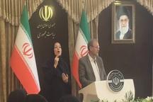 ابتکار سخنگوی دولت در نشست امروز با خبرنگاران