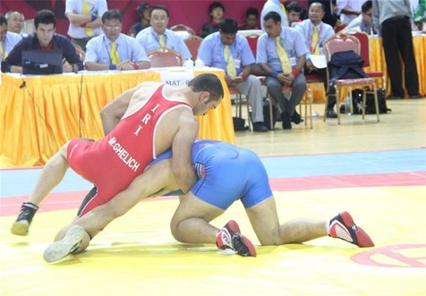 اعزام ۸ آزادکار به مسابقات قهرمانی جوانان آسیا