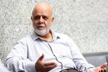 ایرج مسجدی: ایران، کشور عراق را کشوری مستقل با دولتی مقتدر میشناسد