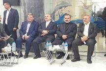 بهره برداری استخر تخصصی قهرمانی شنا در مشهد با حضور وزیر ورزش